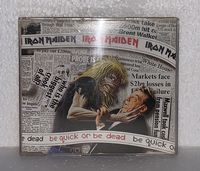 Iron Maiden: Be Quick or Be Dead - 3 Track CD Single